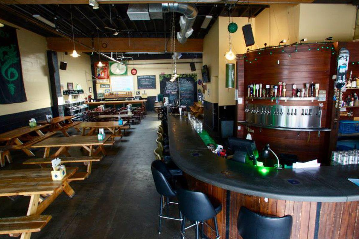 Green Dragon Bistro & Pub