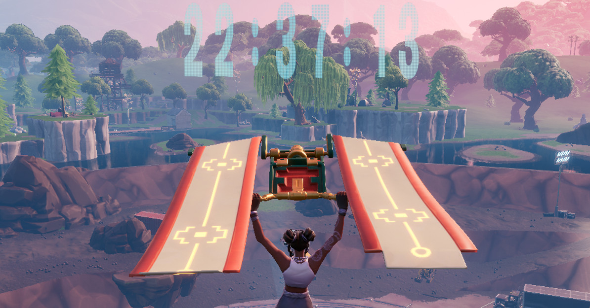 Fortnite: Loot Lake Unvaulting event countdown — how and where to watch - Polygon