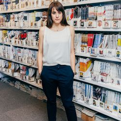 """Molly Fischer, Associate Editor: """"I can browse at <b>Bird</b> forever—and do—but that's mostly just for sale stuff and splurges. As actual, normal shopping goes, I usually have good luck with the sweaters, scarves, and boots at various second-hand stores"""