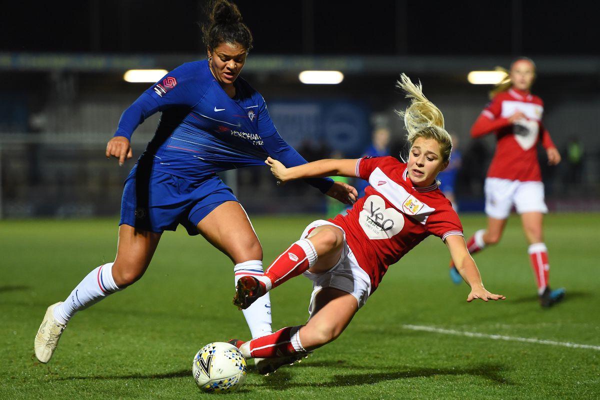 Chelsea Women v Bristol City Women - FA WSL