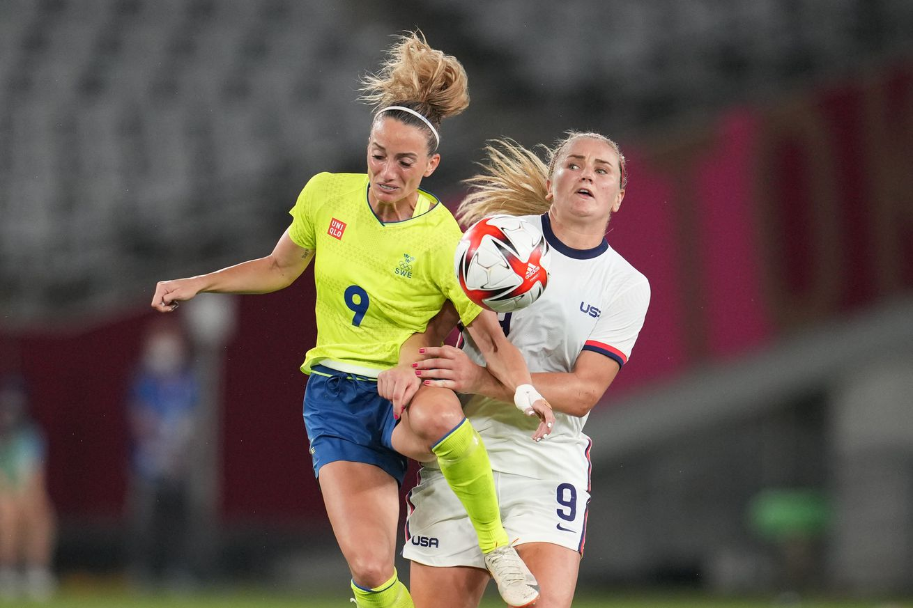 Las Blancas Podcast: Sweden 3-0 USWNT; Asllani?s Defensive Excellence
