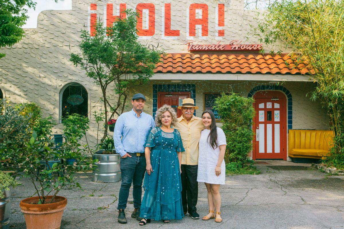 Juan Mariano Valera, Diana Valera, Juan Valera-Lema, and Colombina Valera