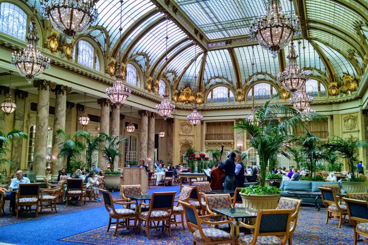 Which san francisco buildings have the most beautiful interiors curbed sf for Interior decorator san francisco