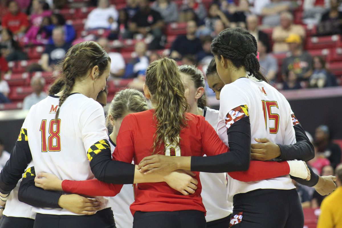 Maryland Volleyball vs. Penn State