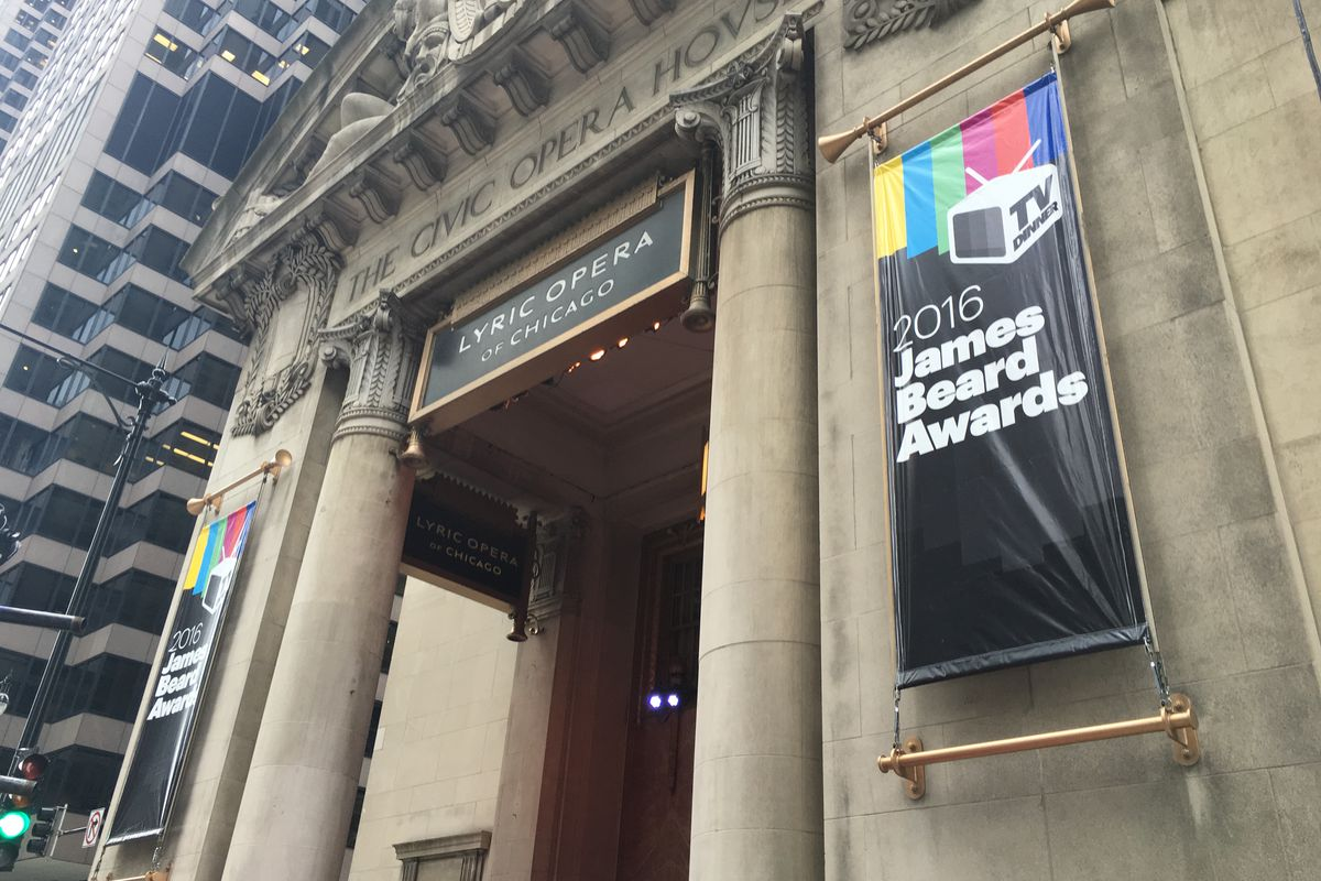The 2016 James Beard Awards in Chicago