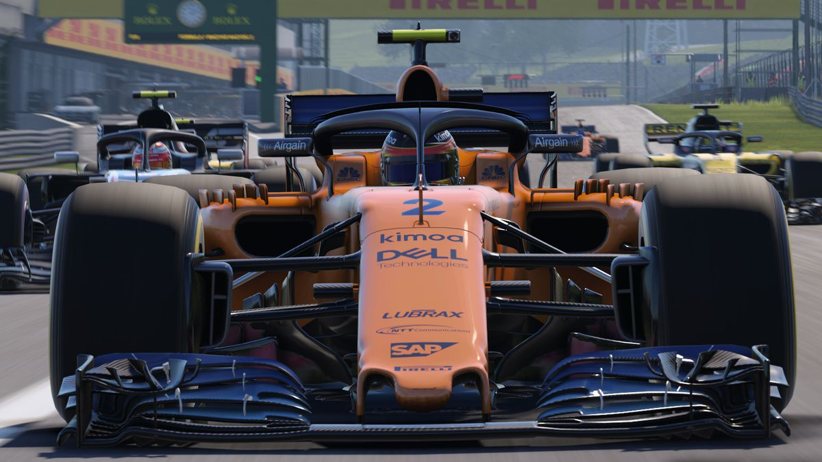 F1 2018 Review: Small improvements sell a solid career mode