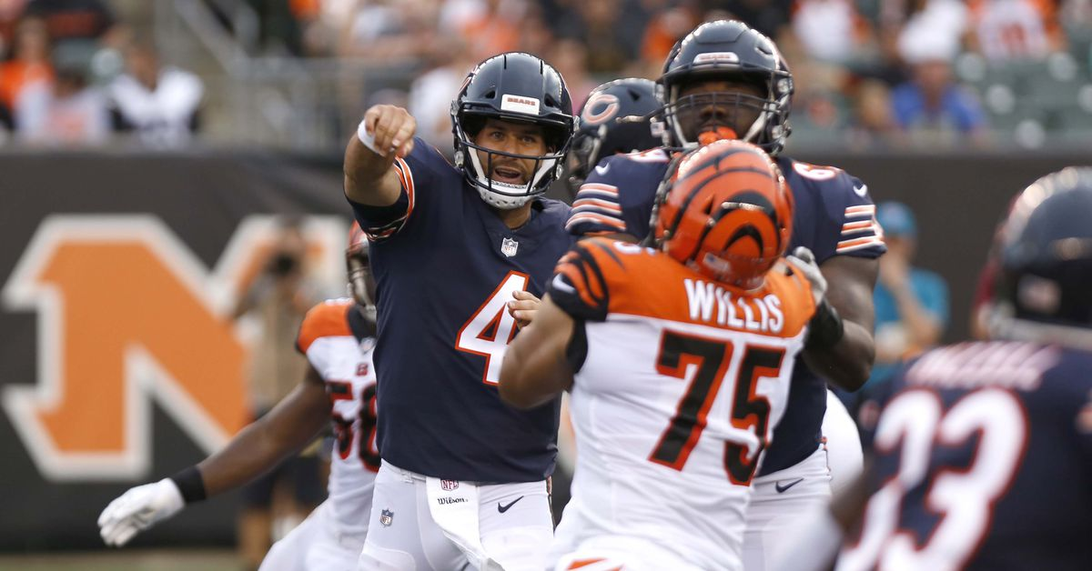 Film review: Edge pass rush impresses vs. Bears, but interior needs improvement