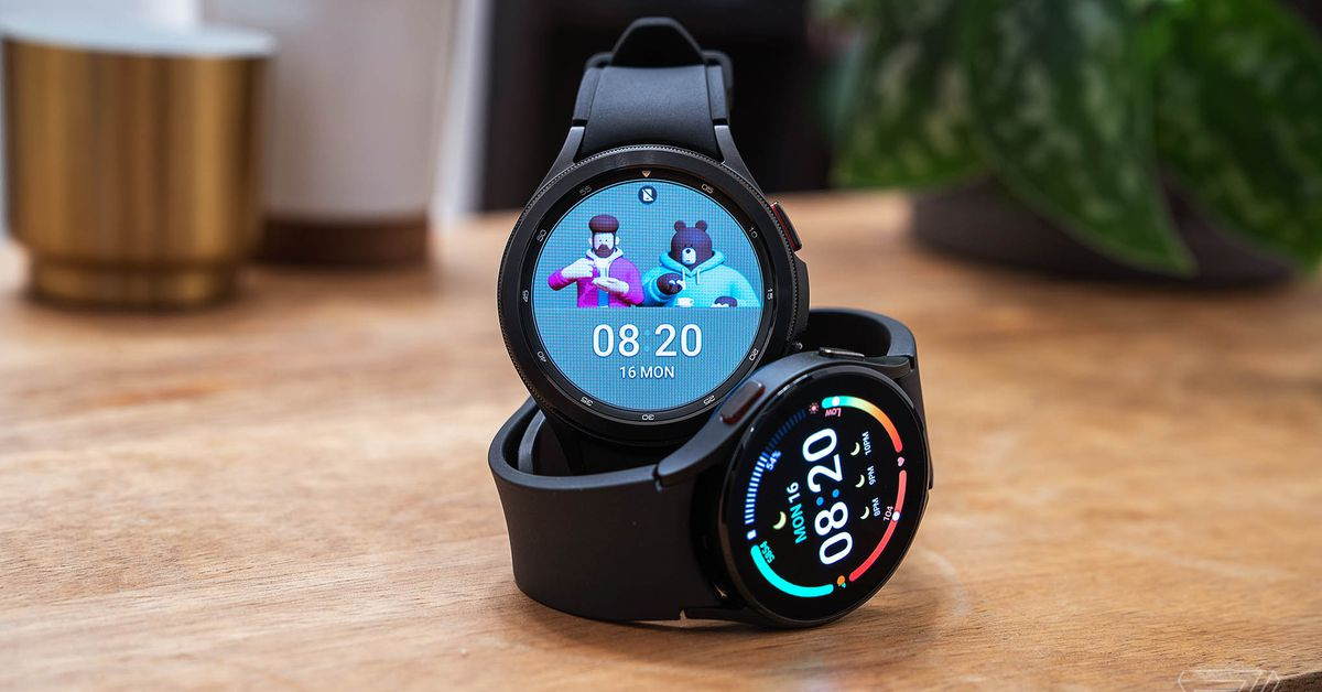 Samsung's browser is now available for its Wear OS smartwatches