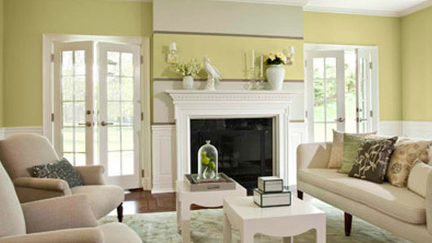 Furniture For Curved Wall In Foyer, No Fail Paint Colors For Small Spaces This Old House