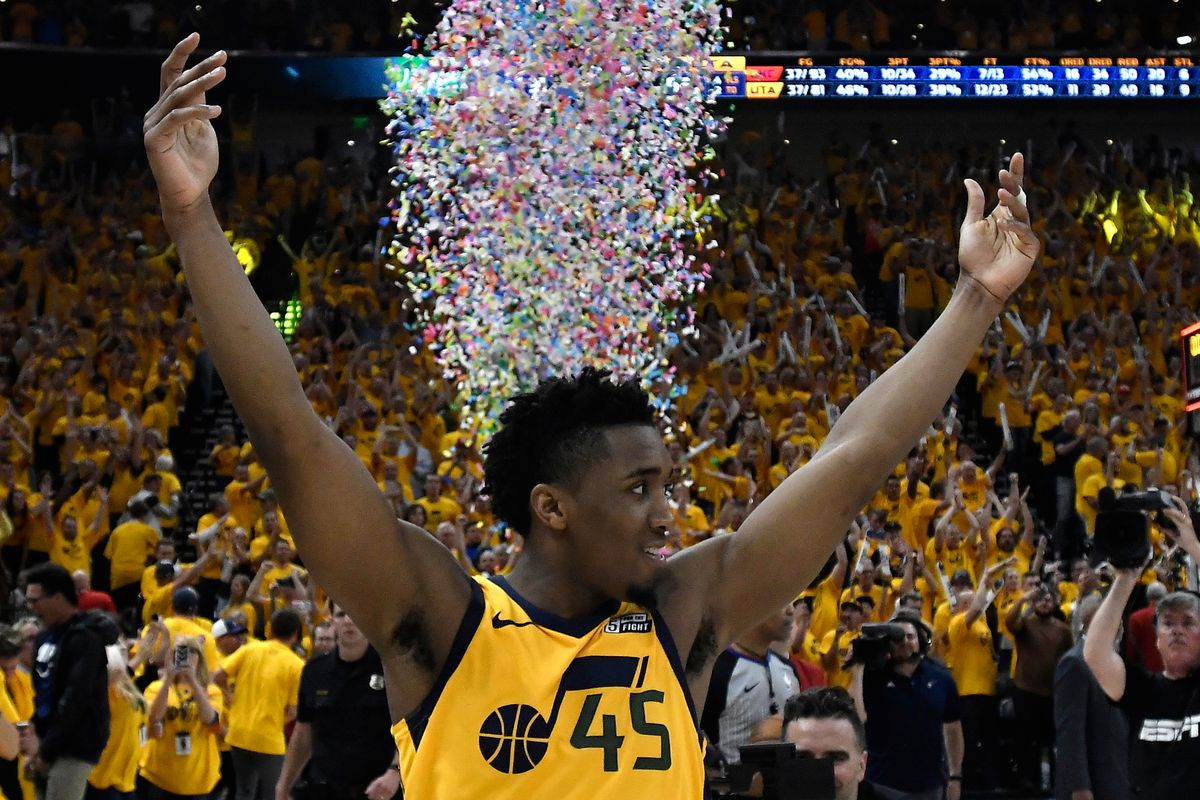FINAL  Donovan Mitchell carries shorthanded Utah to shocking win over OKC 3e5cea253