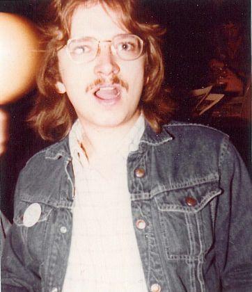 Richard Pfeifer, photographed in 1975