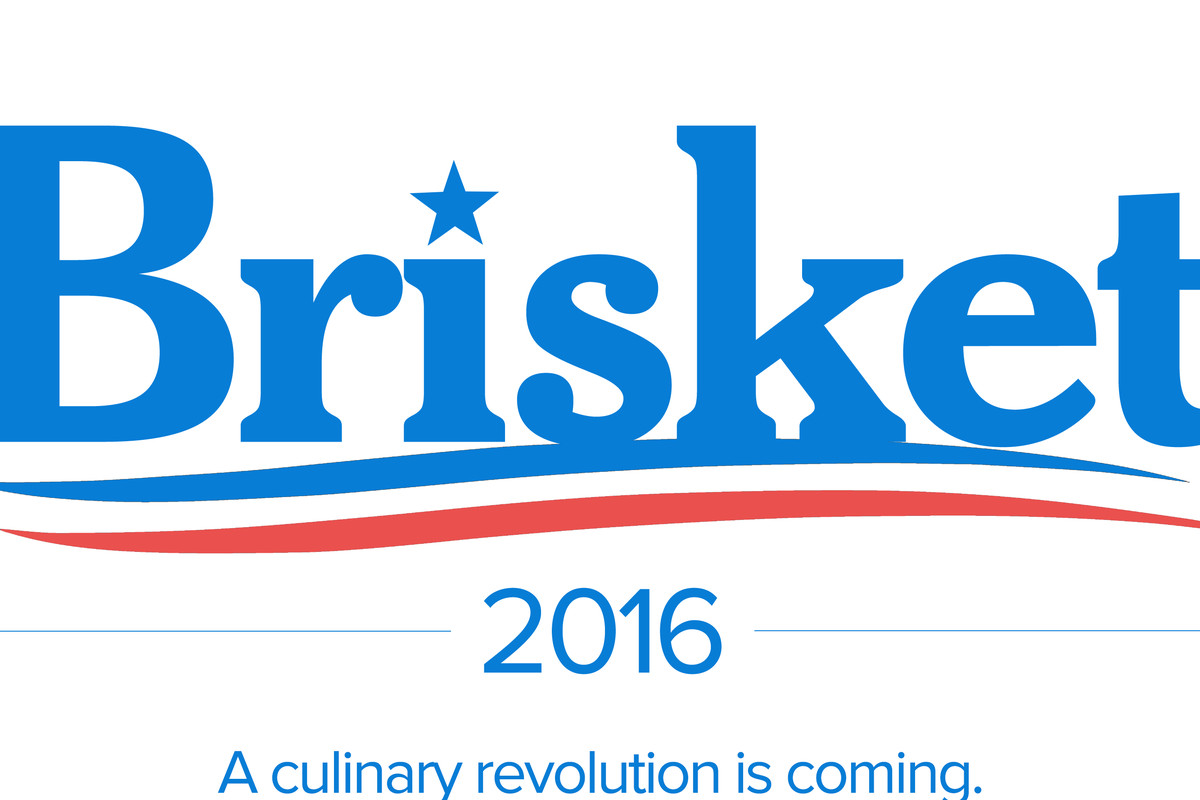 Why vote for Bernie when you can vote for brisket?
