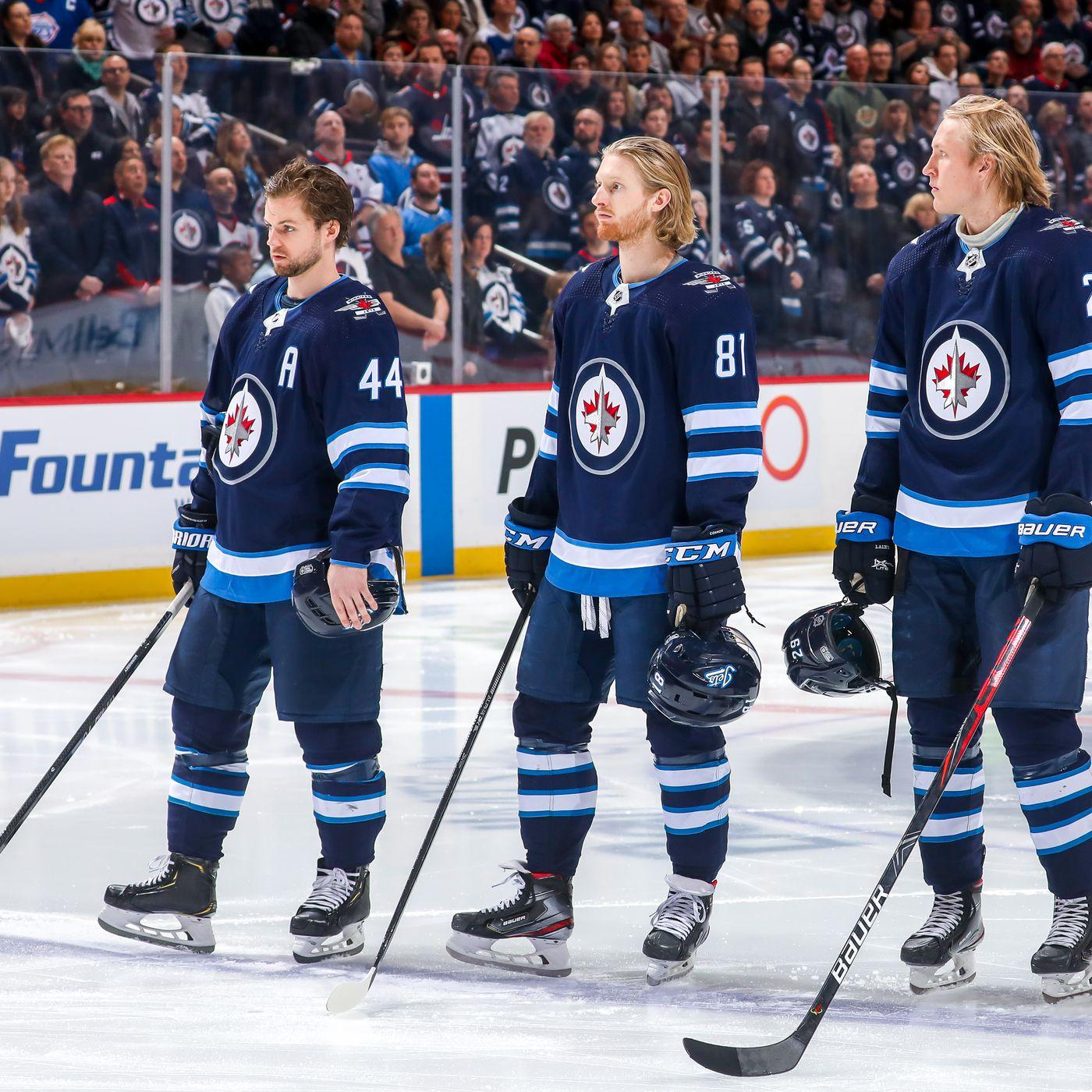 Gdt Winnipeg Jets Vs Nashville Predators Arctic Ice Hockey