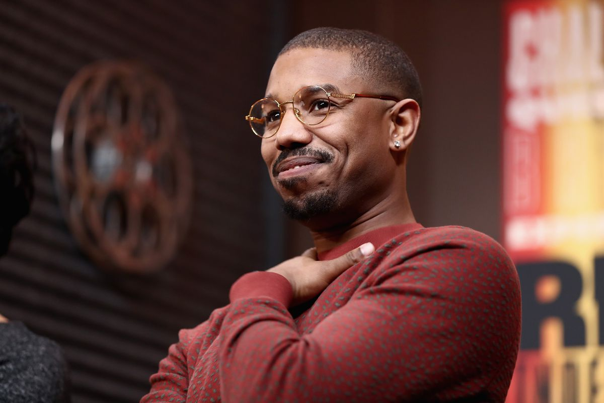 Michael B. Jordan attends the Blackhouse Foundation Panel during the 2019 Sundance Film Festival at Filmmaker Lodge on January 25, 2019 in Park City, Utah.   Rich Fury/Getty Images