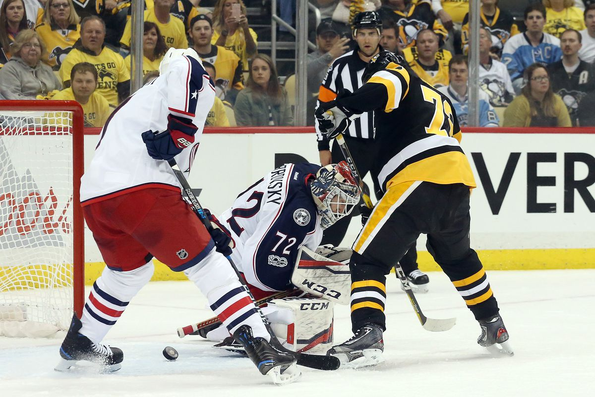 Game Preview: Pittsburgh Penguins at Columbus Blue Jackets, Game 3 ...