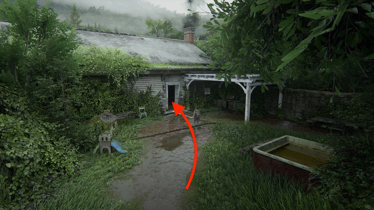 The Last of Us Part 2 guide: Seattle Day 2 Hillcrest collectibles (Ellie) Boris' Confession Artifact location