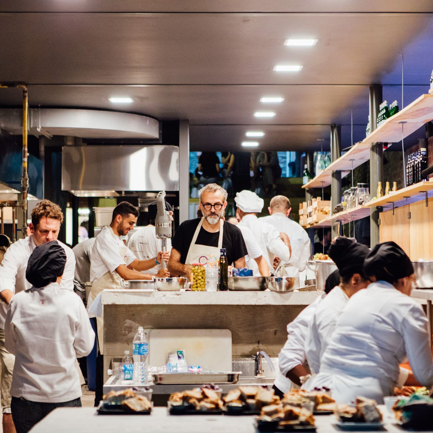 why massimo bottura s first u s project will be a soup kitchen eater