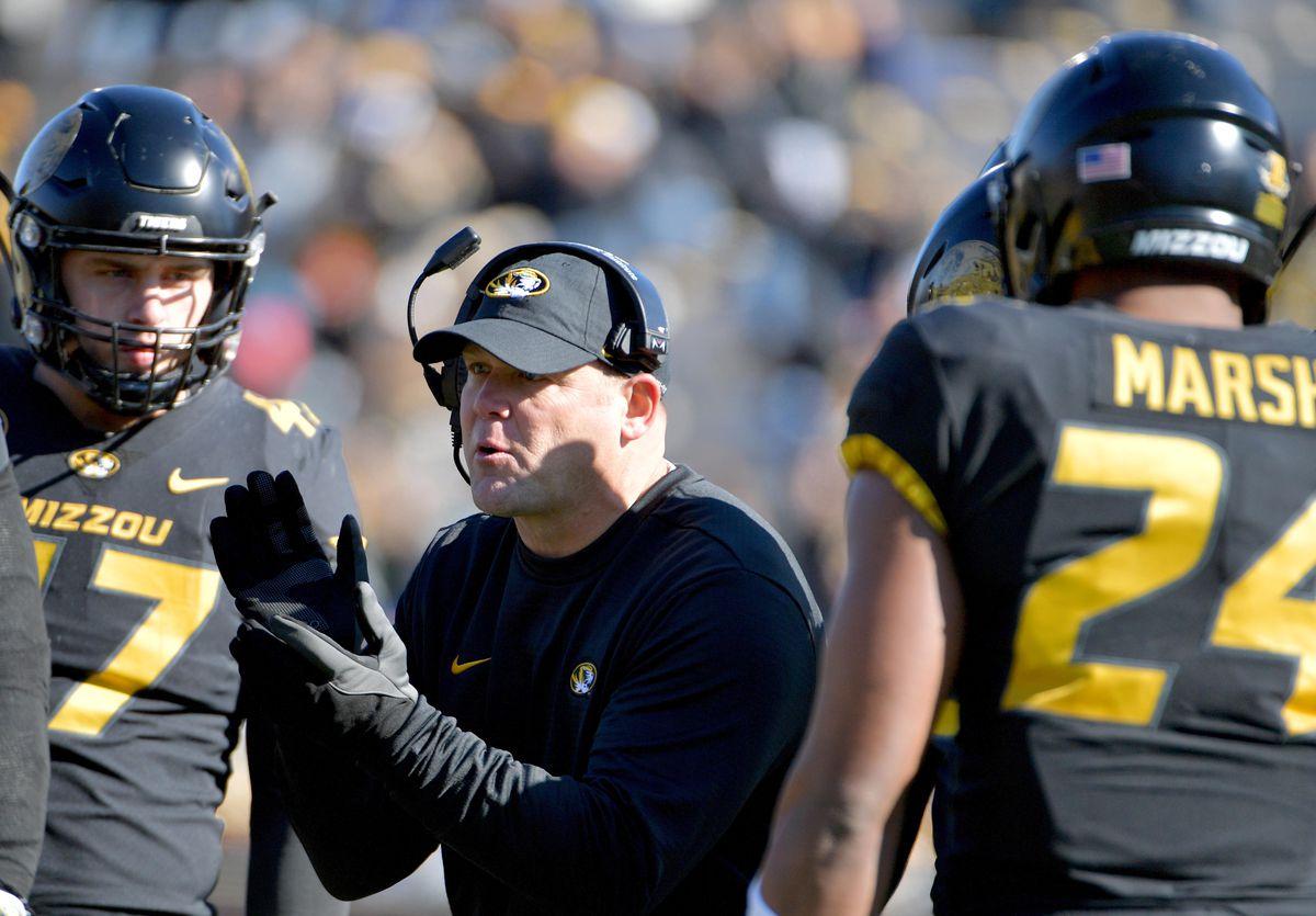 NCAA Football: Vanderbilt at Missouri