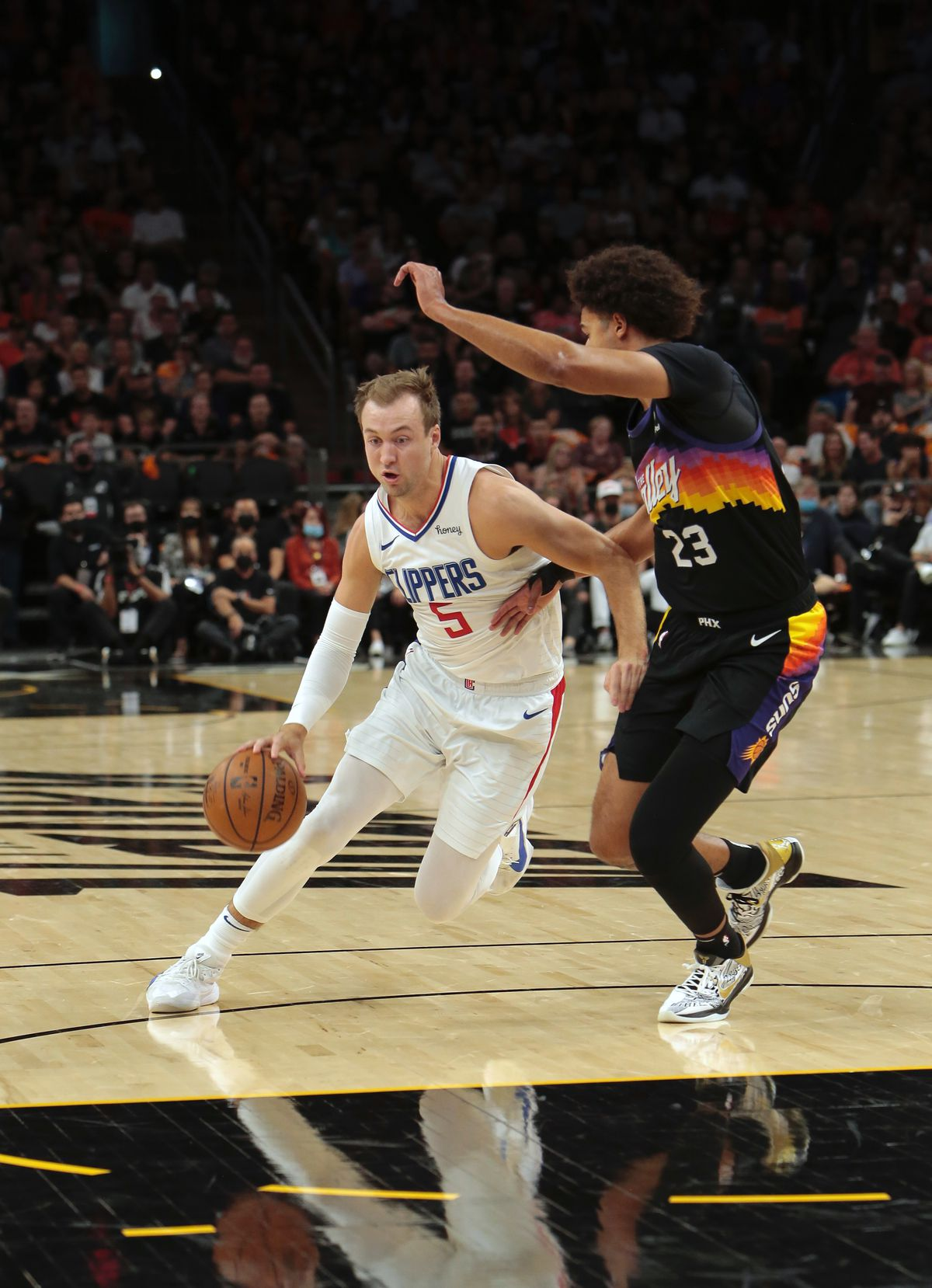 2021 NBA Playoffs: LA Clippers v Phoenix Suns - Game Five