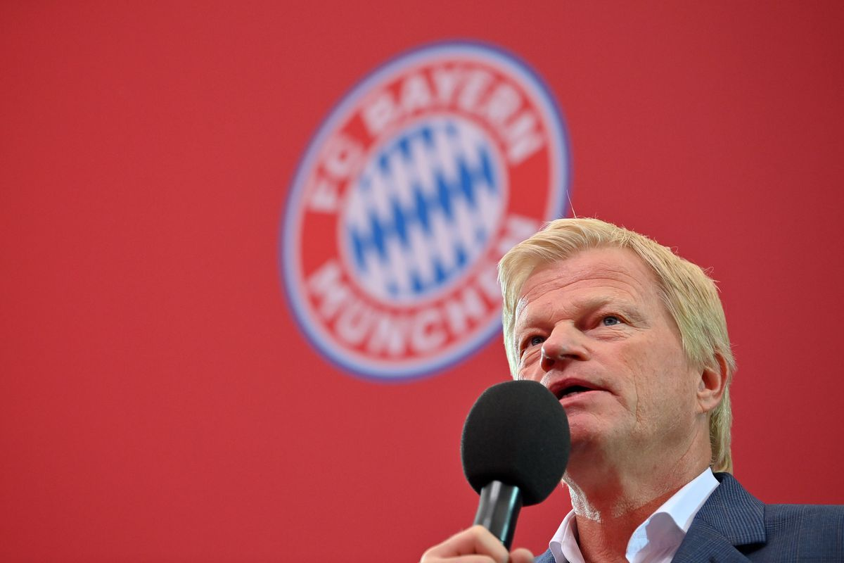 FC Bayern Muenchen Press Conference
