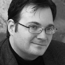 """Brandon Sanderson's latest book is """"Firefight,"""" the second book in the Reckoners series."""