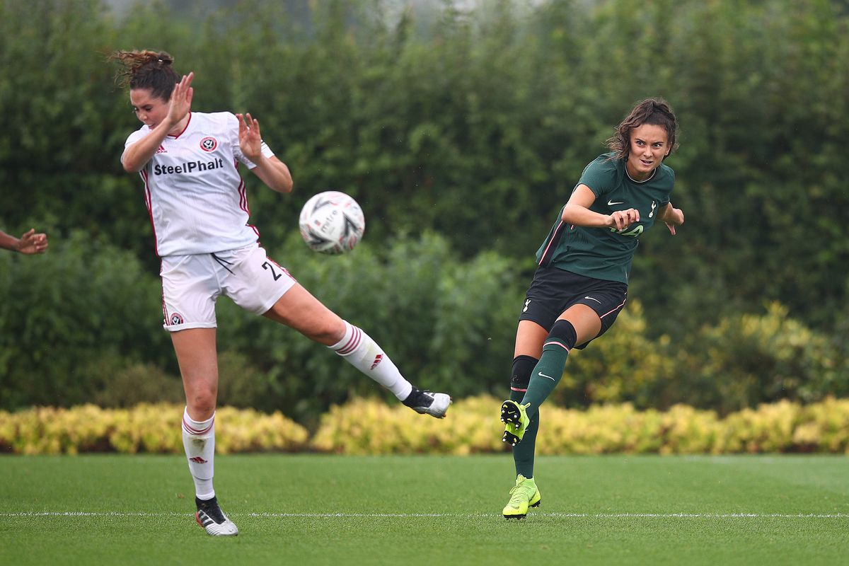 Tottenham Hotspur Women v Sheffield United Women: Pre-Season Friendly
