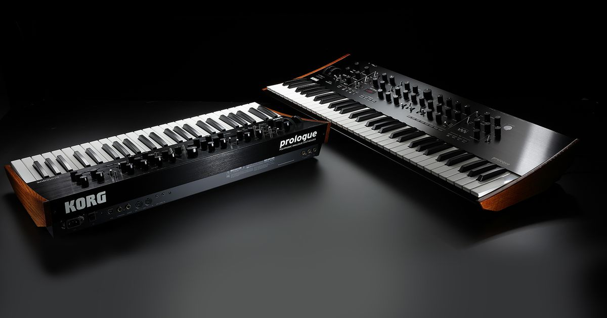 Korg's long-awaited new synth lets you program your own effects