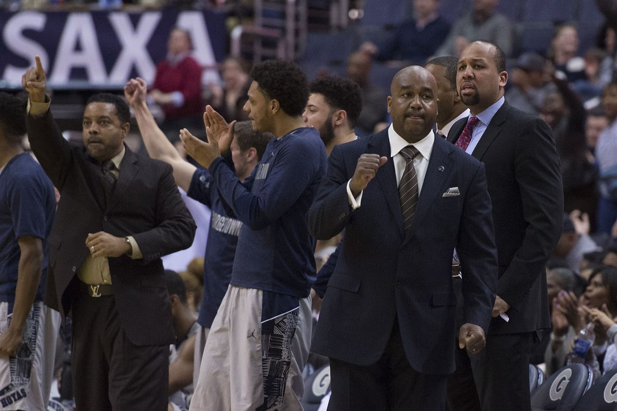We're as excited as John Thompson III and the rest of Georgetown.
