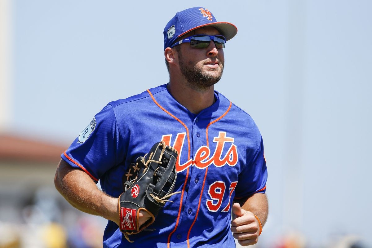 Tebow being promoted to Mets' affiliate in Florida