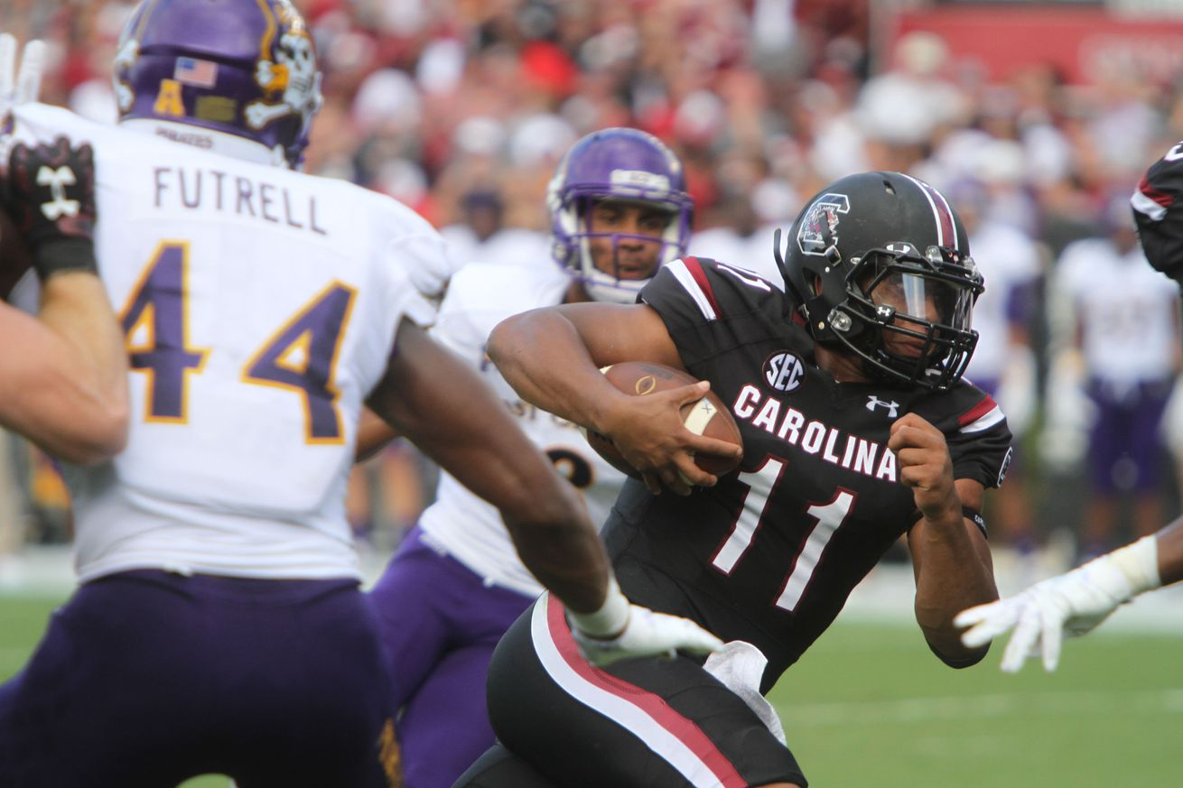 Gamecock Football Opponent Preview: East Carolina Pirates