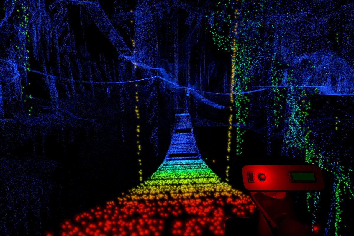 Scanner Sombre is a short and scary game from the creators