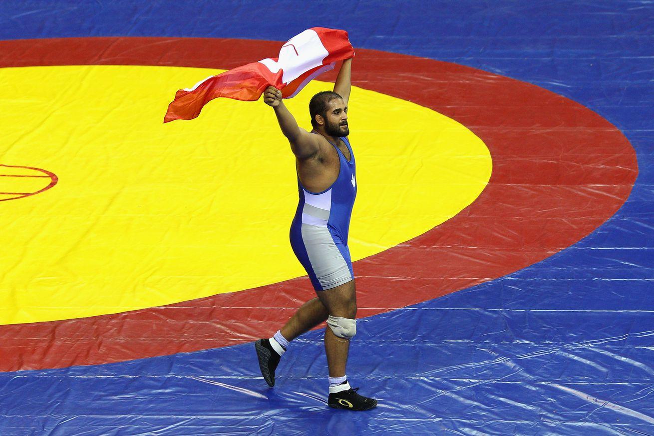 community news, Olympic wrestler Arjan Bhullar to make promotional debut at UFC 216
