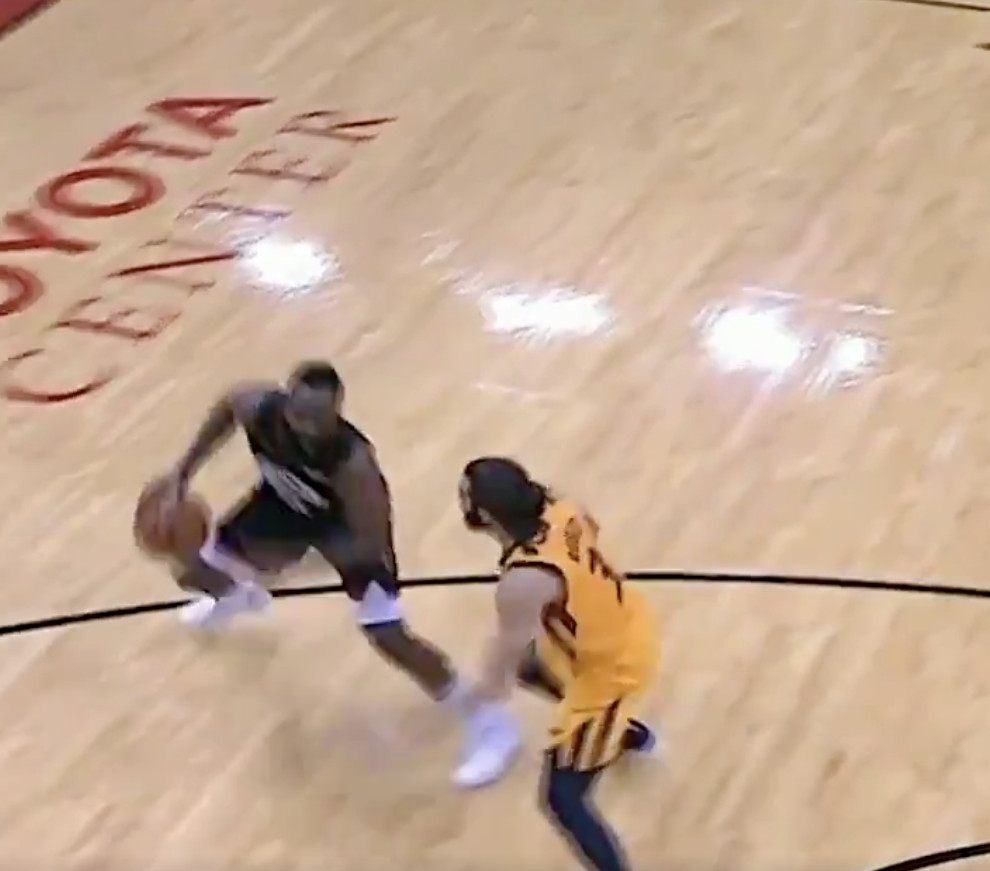 6 Funniest Things About James Harden's Double-step-back
