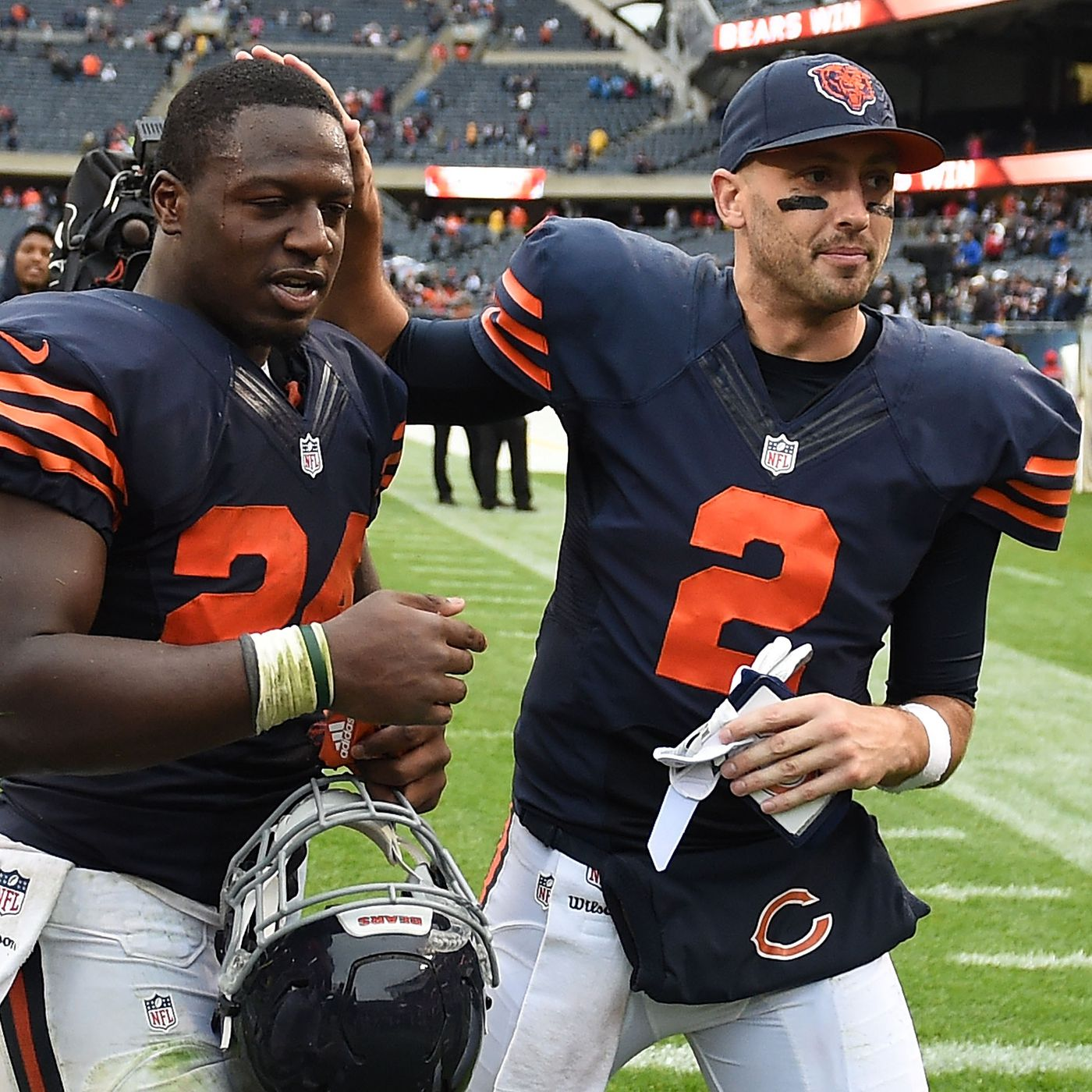 Brian Hoyer Will Be The 1st Quarterback To Join 49ers Under Kyle Shanahan Sbnation Com