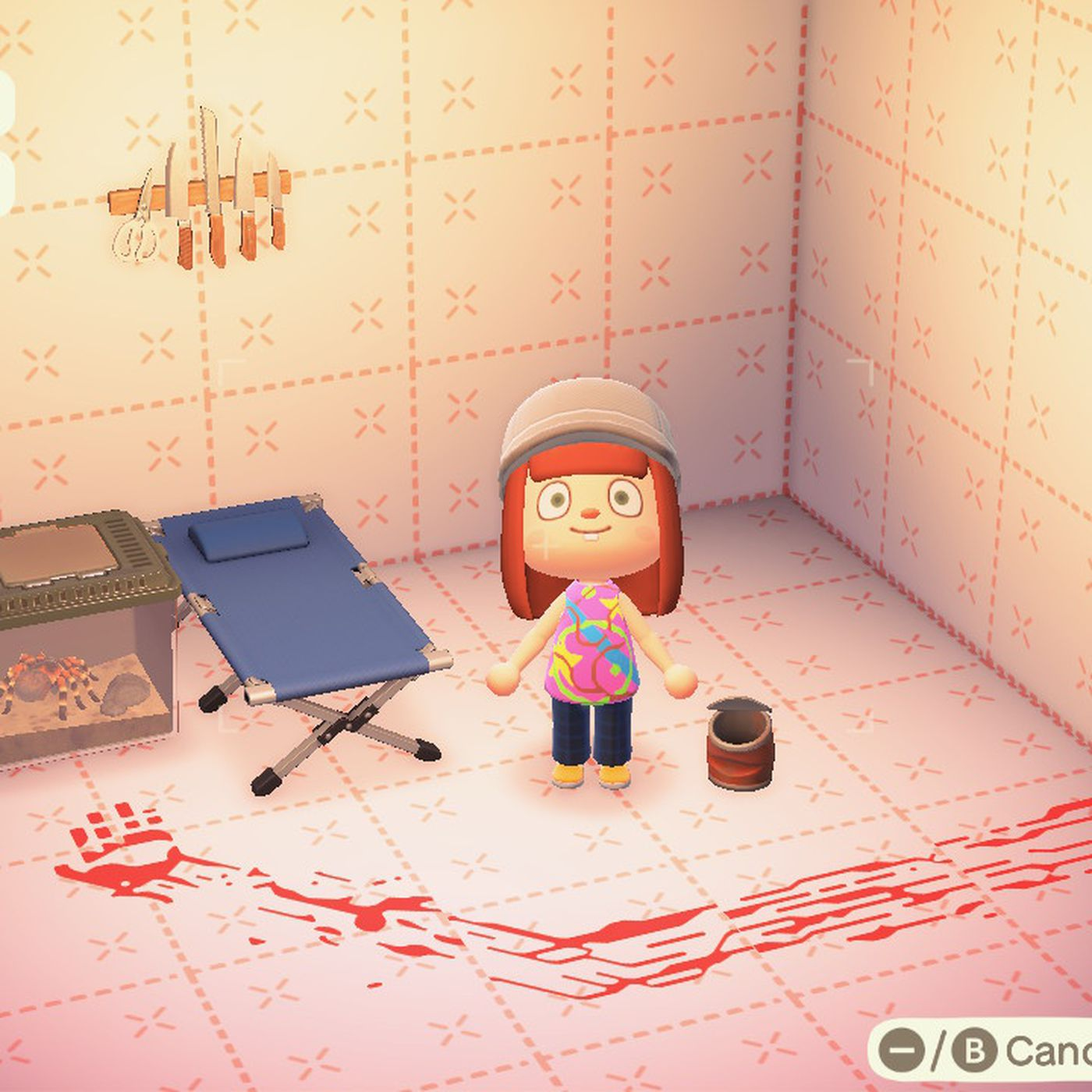 Animal Crossing New Horizons Is Now A Horror Game Thanks To Fans