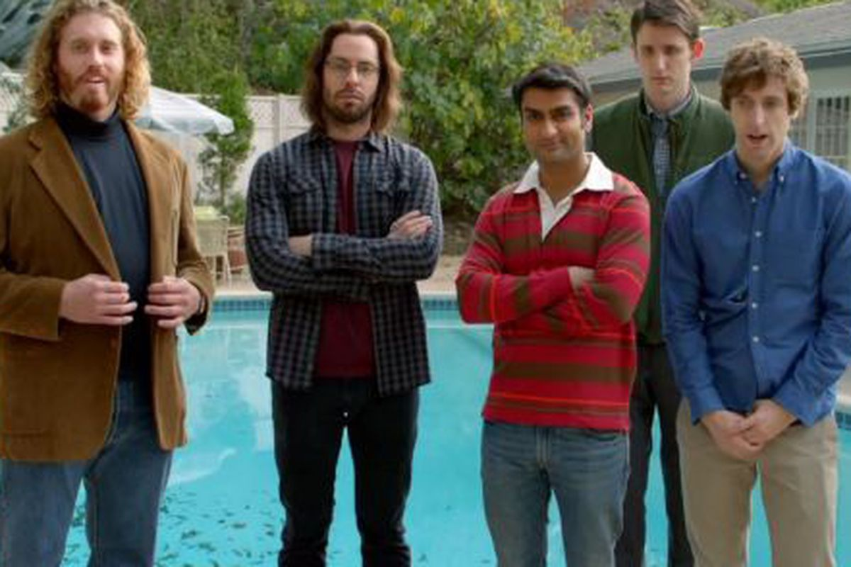 """Image from HBO via <a href=""""http://fansided.com/2014/03/10/hbo-releases-new-trailer-upcoming-series-silicon-valley-video/#!BLXnL"""">Fansided</a>"""