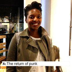 Shennel Fuller, Fashion Buyer at Levi's