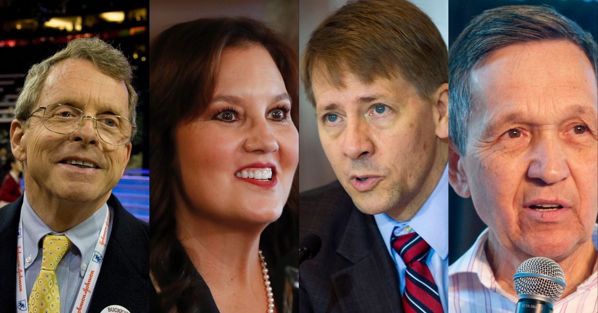 Ohio primary elections 2018: a bizarre race to replace Gov ...