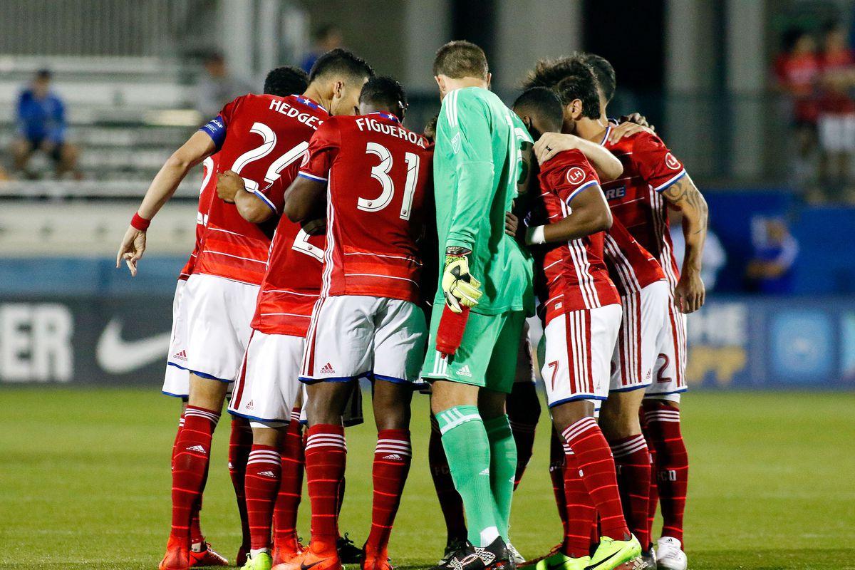 MLS: Arabe Unido at FC Dallas