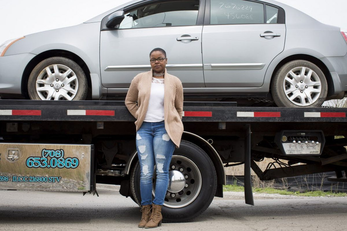 After Five Year Legal Nightmare Woman Gets Back Impounded Car Chicago Sun Times
