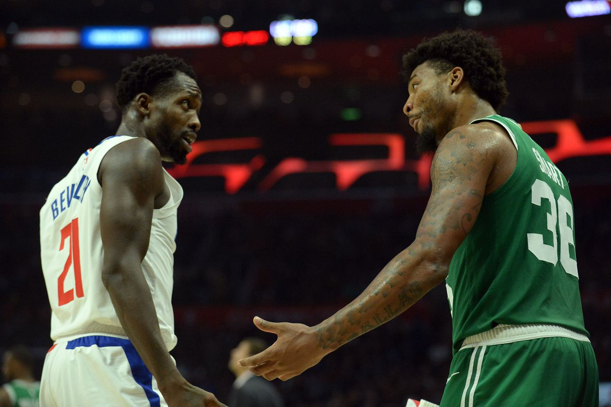Recap: Patrick Beverley Shines as Clippers Top Celtics in Overtime