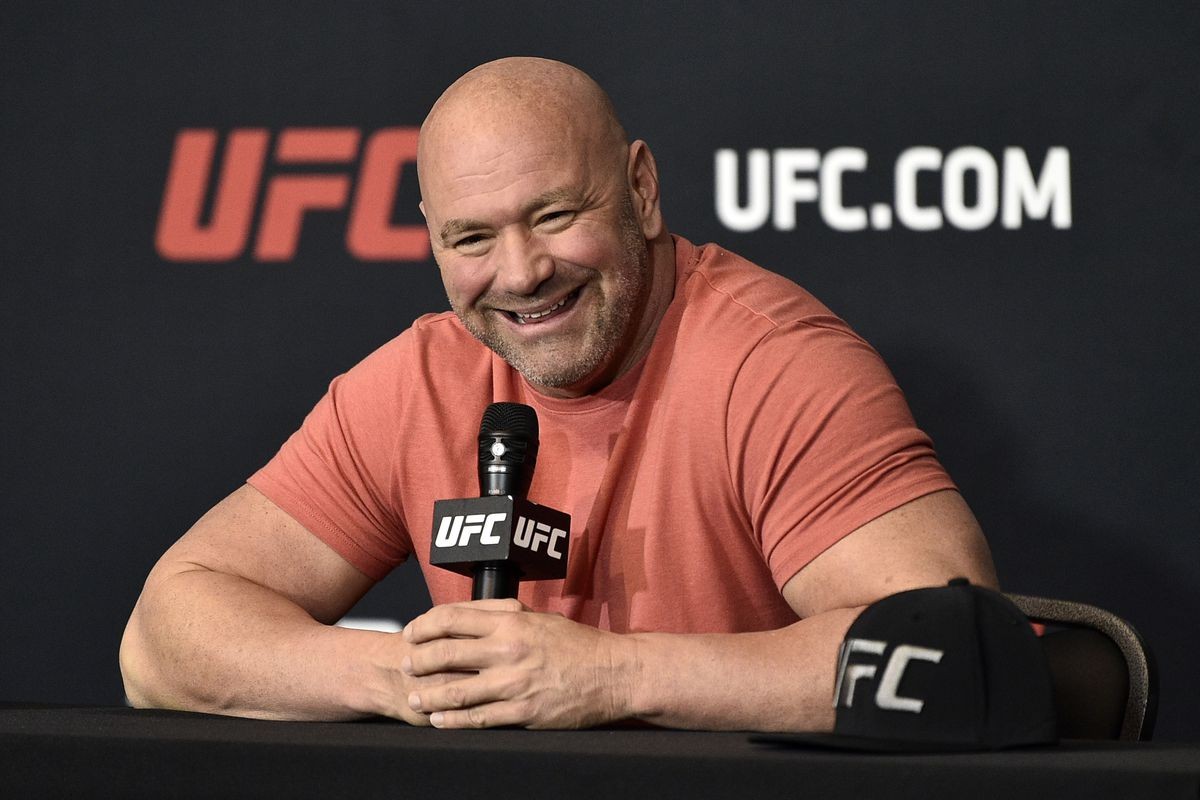 UFC president Dana White has high expectations for UFC 261's live attendance.