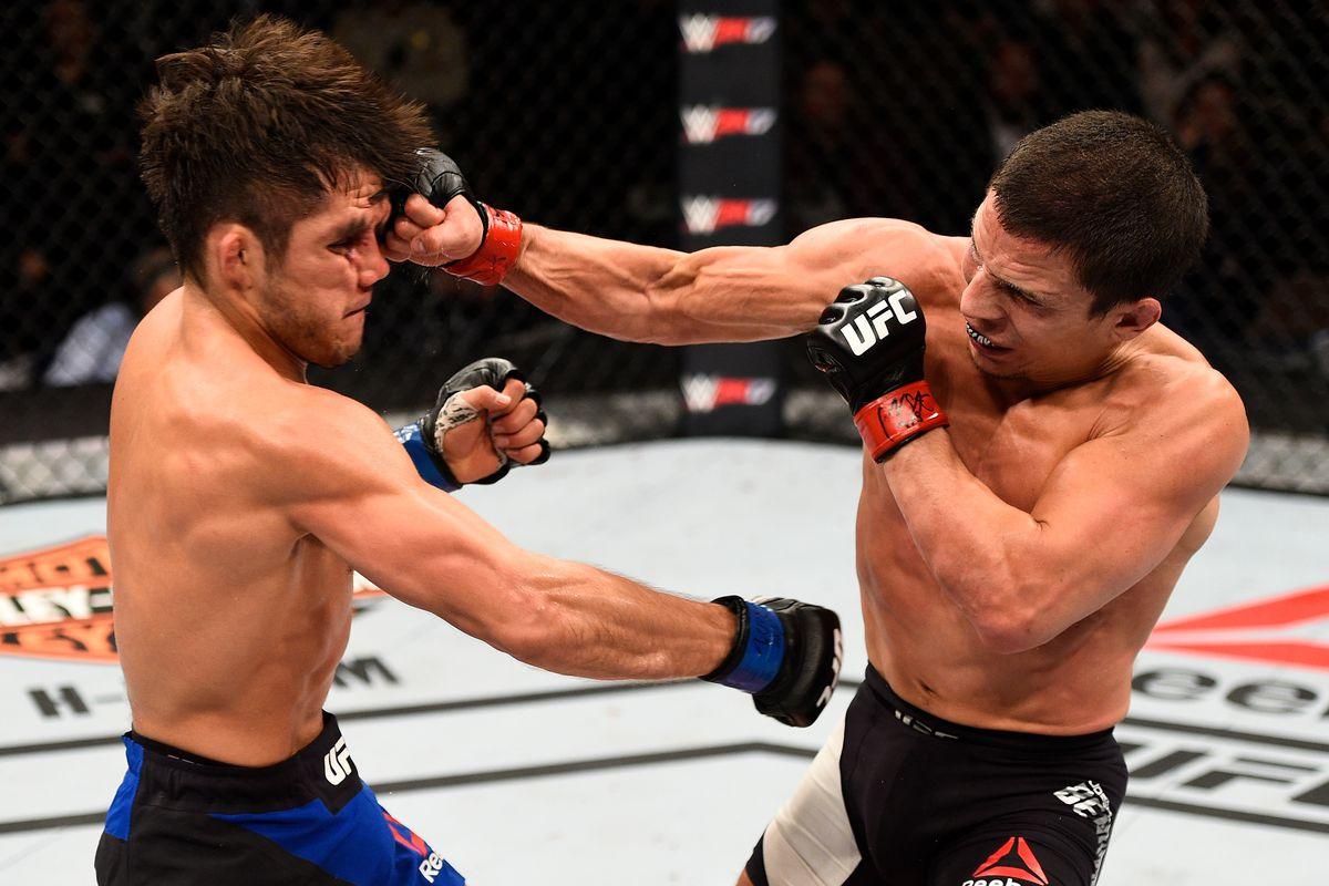 The Ultimate Fighter Finale: Benavidez v Cejudo