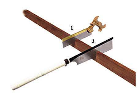 <p><strong>Fine Cutters</strong><strong>1) Dovetail saw</strong><br><strong>Best For:</strong>Fine cuts in narrow wood, as when trimming moldings, making joints, or repairing furniture. Also good for cutting plastic, including laminate.<br> <br><strong>Shown:</strong>Saw with a brass back and a 14 tpi blade that cuts on the push stroke.<br> <strong>2) Dozuki saw</strong><br><strong>Best For:</strong>Very fine finish cuts for cabinetry and furniture-making.<br> <br><strong>Shown:</strong>Japanese