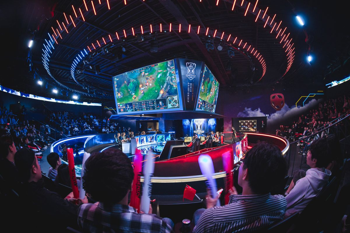 How to watch the 2018 League of Legends World Championship