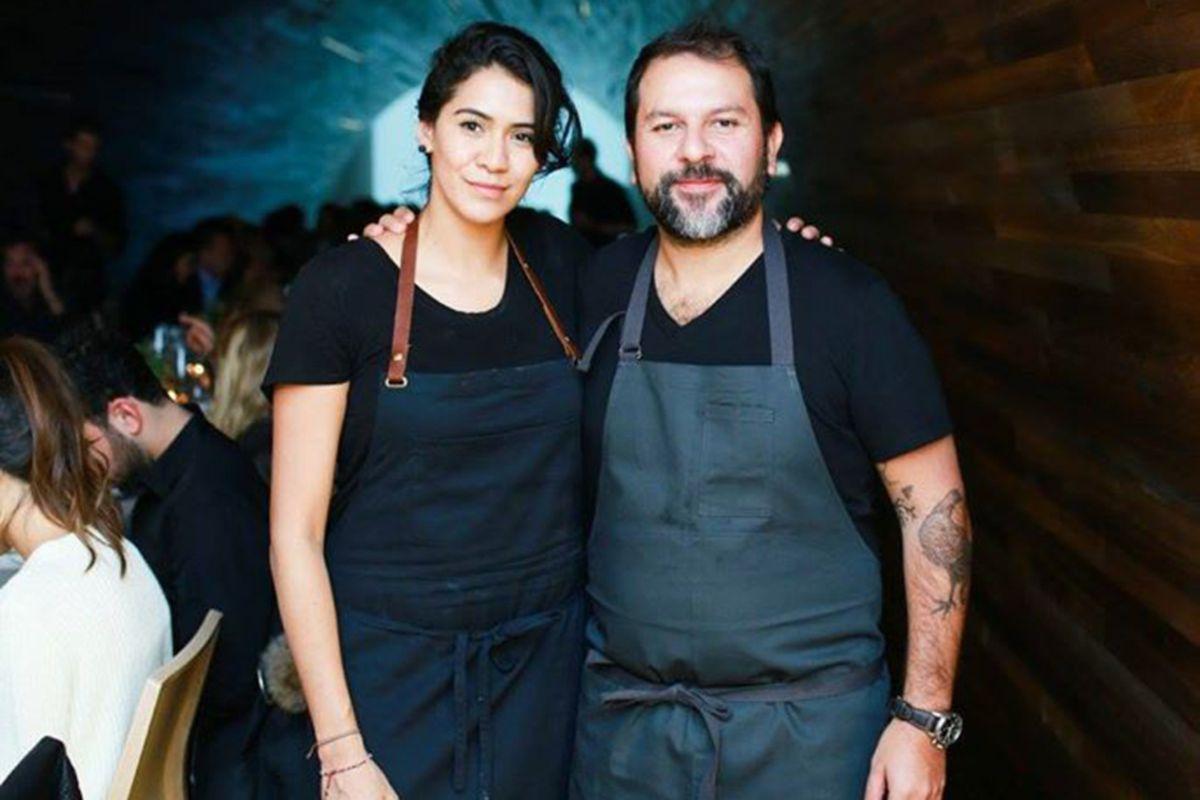 Chefs Daniela Soto-Innes and Enrique Olvera headed to Encore Las Vegas to open Elio.