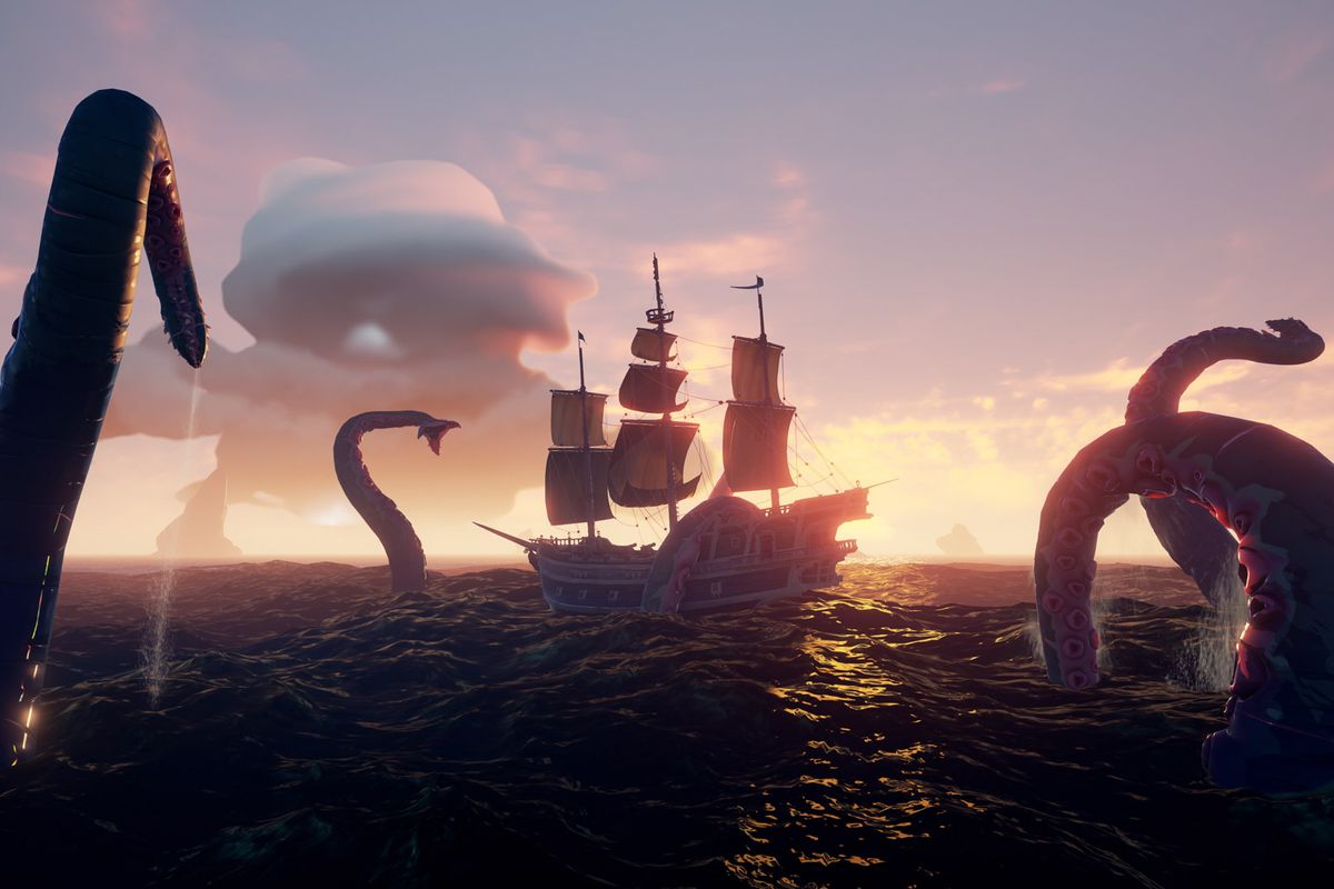 Sea of Thieves First Content Update Dated For May