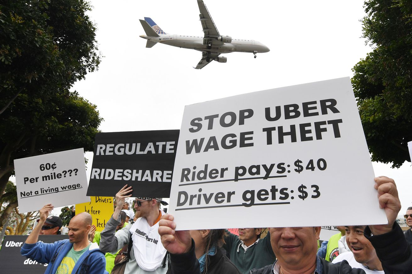 US-transport-demonstration-Uber
