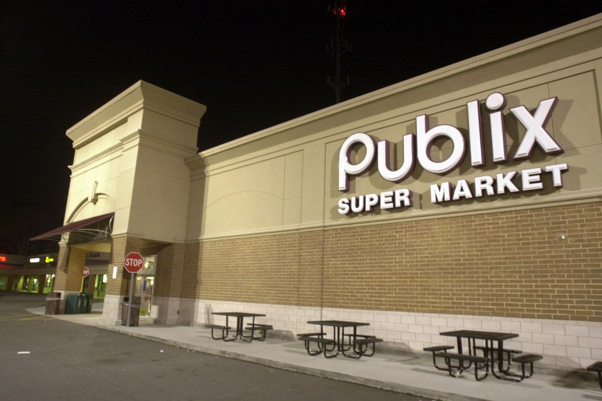 Only took us two weeks to ask a Publix question on Five Question Friday.