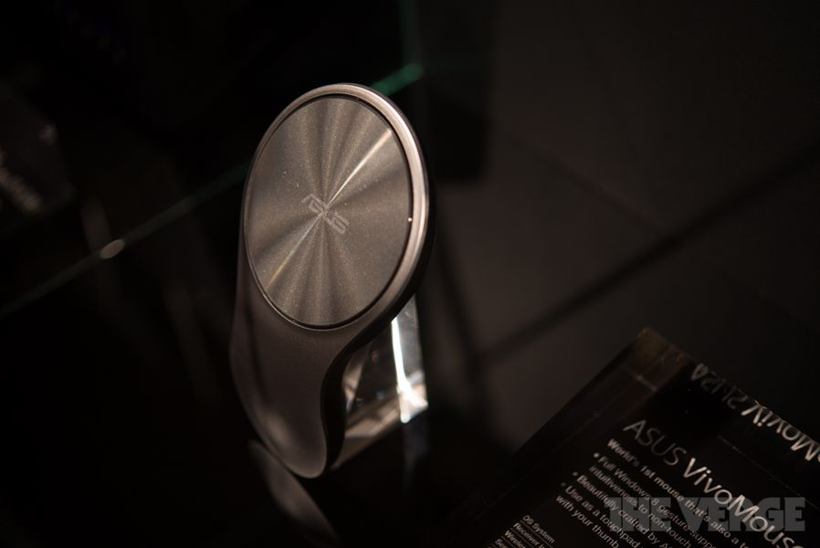 Asus unveils VivoMouse, 'world's first' mouse and touchpad ...